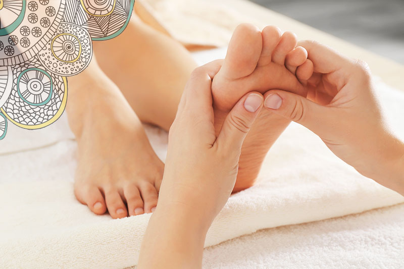Lois Rix foot reflexology in Kelowna